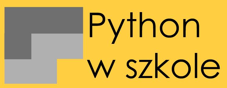 Python w szkole